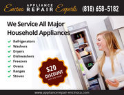 Encino Appliance Repair Experts