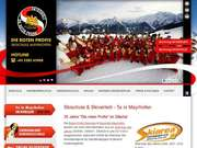 Die roten Profis - Skischule Mayrhofen