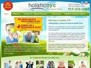 Holistic  NYC - Dr. Frederick Mindel