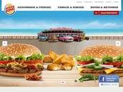 Burger King Restaurant - Hauptbahnhof - 07.03.13