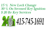 24 Hour Locksmith San Francisco