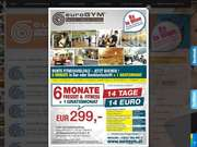 euroGym Döbling - 08.03.13
